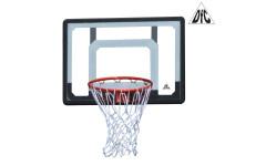 Баскетбольный щит DFC BOARD32 80x58cm п/э прозрачн.