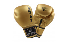 Перчатки боксерские KouGar KO600-6, 6oz, золото