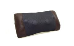 Массажный подголовник для кресла EGO EG808 Кофе/Антрацит/Крем (Арпатек)