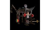 Гексагональная рама для кросс-тренинга CLUB FULL PACKAGE